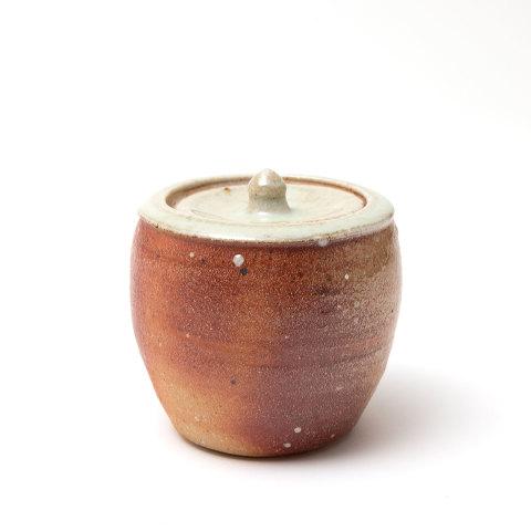 Phil Rogers, Lidded Jar, 2017