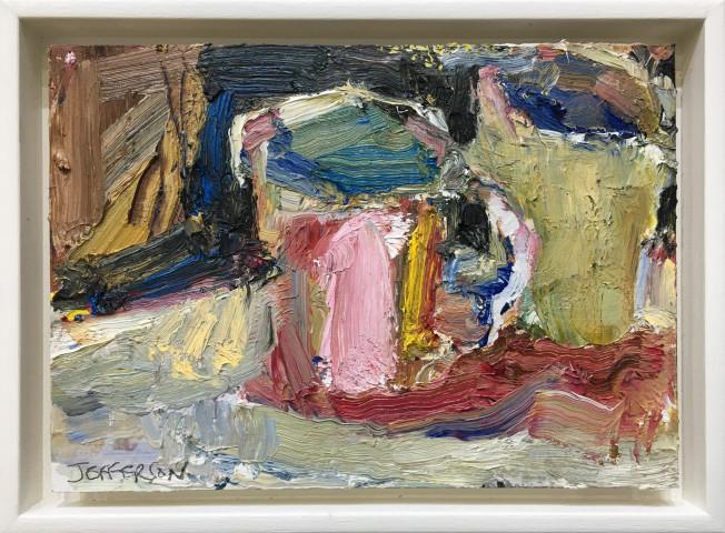 Craig Jefferson, Mugs (Pink and Blue)