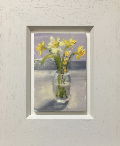 Liam Spencer, Daffodils in a Glass