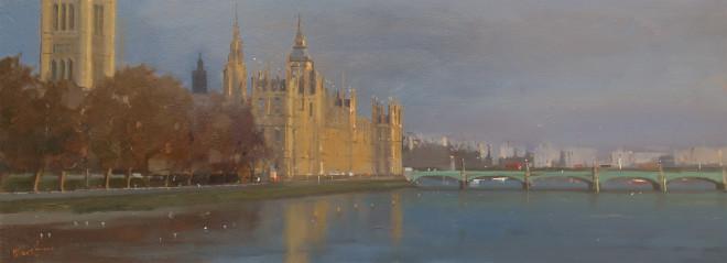 Michael Ashcroft MAFA, Houses of Parliament, London, 2019
