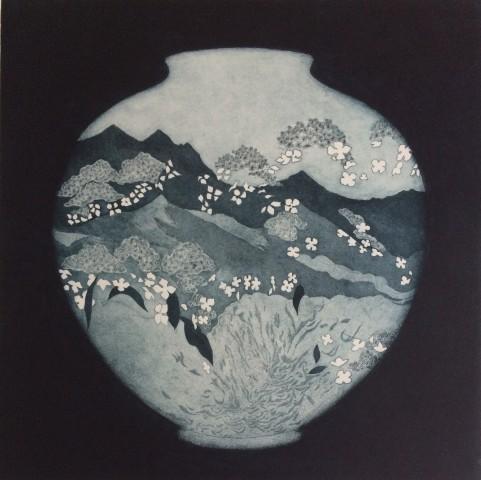 Sally Spens, Flowers Follow Snow