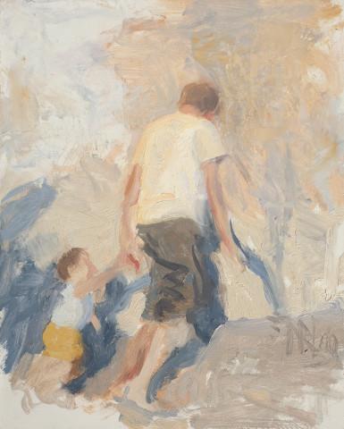 Norman Long MAFA, Toddle Waddle, 2019