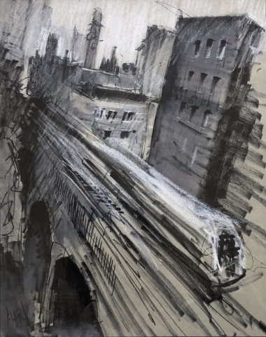 Rob Pointon ROI, Viaduct through the City