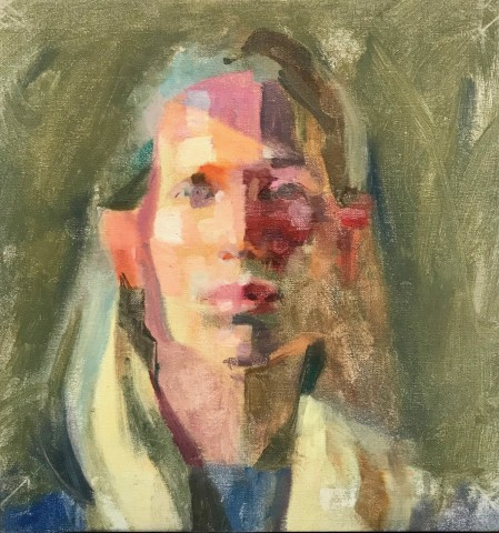 James Bland NEAC, Fiona in Sunlight