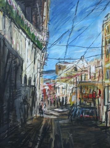 Matthew Thompson, Shady Road, Lisbon