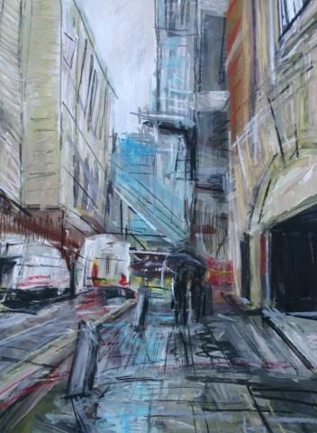 Matthew Thompson, Towards Market Street Escalators