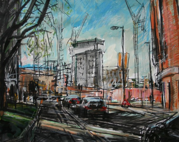 Matthew Thompson, Building Work Old Granada Studios