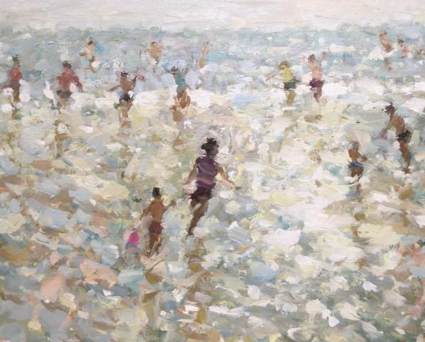 Adam Ralston MAFA, Sea Sparkle, 2019