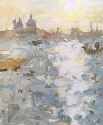 Adam Ralston MAFA, Setting Sun, Venice, 2019