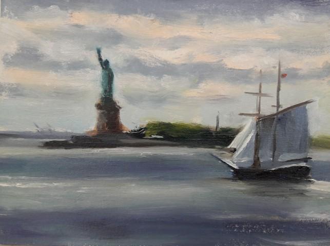 Liam Spencer, Liberty, 2018
