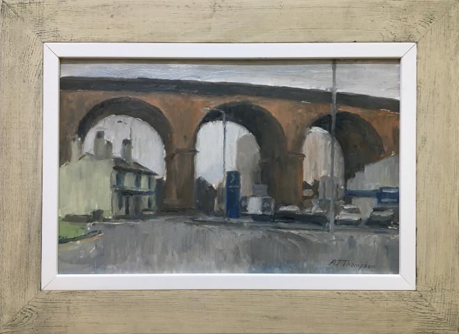 Alan James Thompson, Stockport Viaduct, 2018