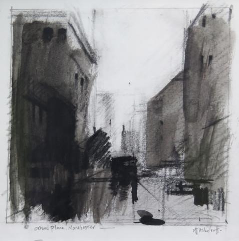 Michael Ashcroft MAFA, Oxford Place, 2018