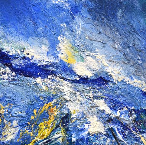 Matthew Bourne, Incoming Tide, Breaking Waves
