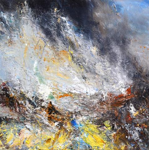 Matthew Bourne, Cove, Setting Sun, Approaching Storm