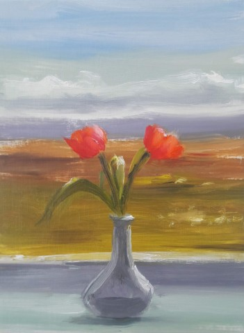 Liam Spencer, Red Tulips