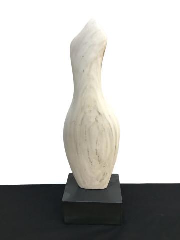Jane Waksman, Small Grey Marble Torso