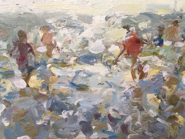 Adam Ralston MAFA, Sea Sparkle, Mini I