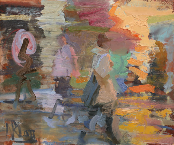 Norman Long MAFA, Street Life, 2019