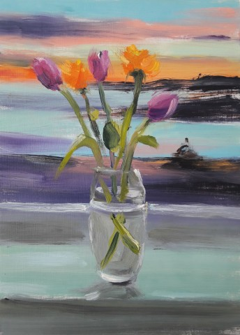 Liam Spencer, Powfoot Flowers