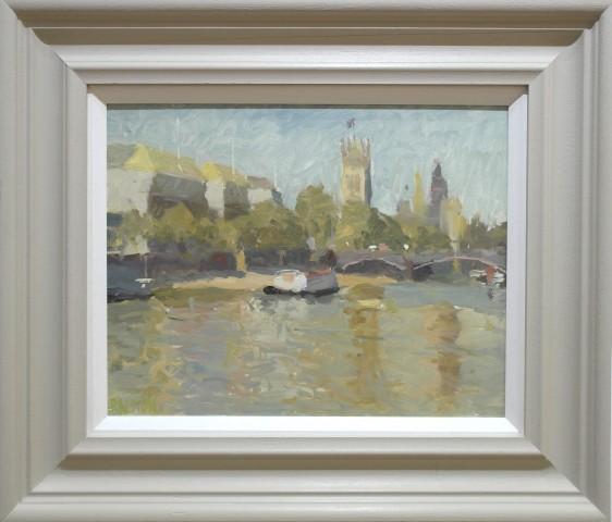 Lambeth Bridge and Westminster