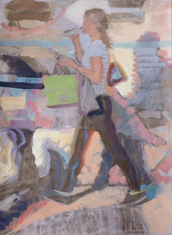 Norman Long MAFA, Jaunty