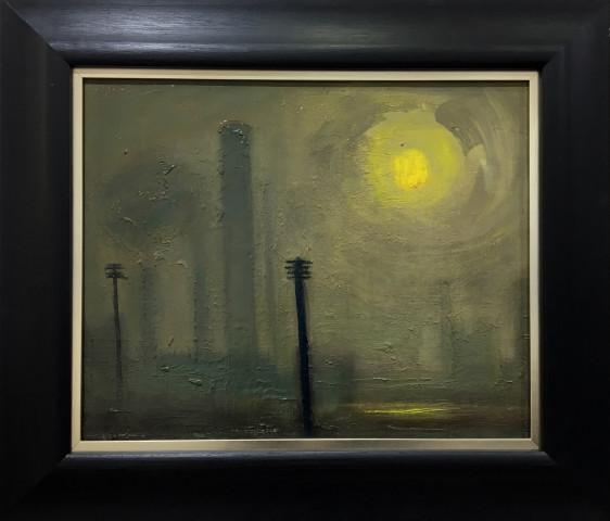 Theodore Major, Yellow Sun at Wigan