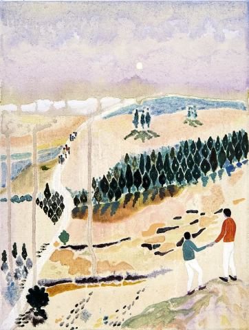 Freya Douglas-Morris, Pastures New, 2020