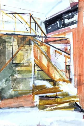 Colin Taylor MAFA, Royal Exchange Theatre #14