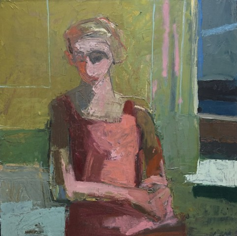 Arthur Neal NEAC, Girl in the Studio