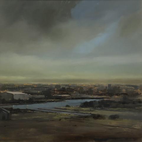 Michael Ashcroft AROI MAFA, East Side, Manchester, 2020