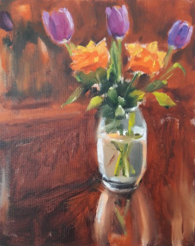 Liam Spencer, Roses and Tulips