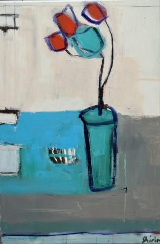 Shirin Tabeshfar Houston, Dancing Tulips