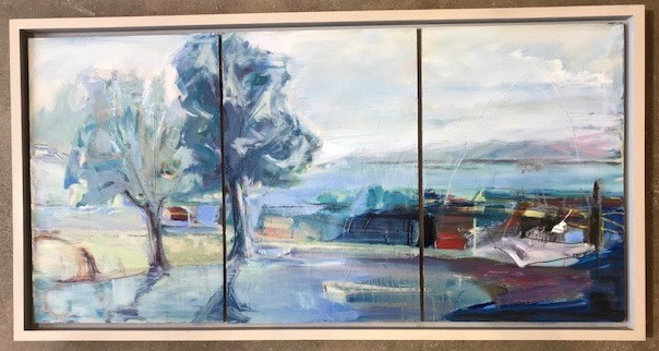 Annie Field, Canal du Midi (London Gallery)