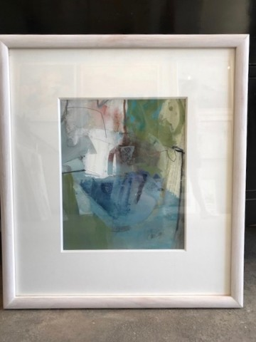 Tender Green (Framed) (Hungerford Gallery)