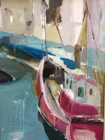 Jo Vollers, Fishing Boat, Padstow
