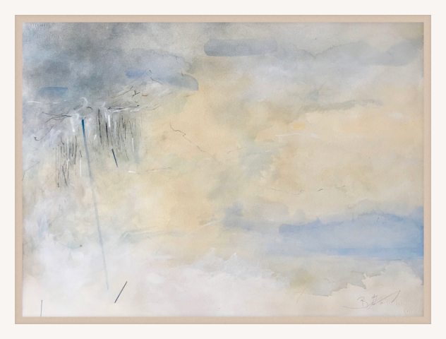 Bob Aldous, Beneath the Surface (London Gallery)