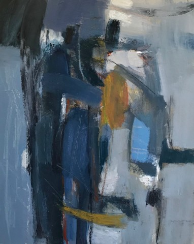 Dafila Scott, Emerging Figures (London Gallery)