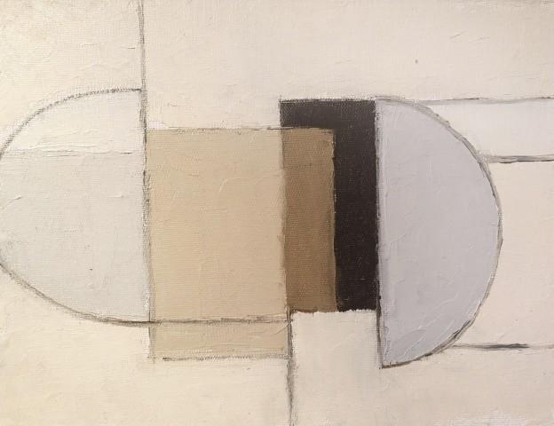 Alex Jorgensen, Apen S1.07.2 (London Gallery)