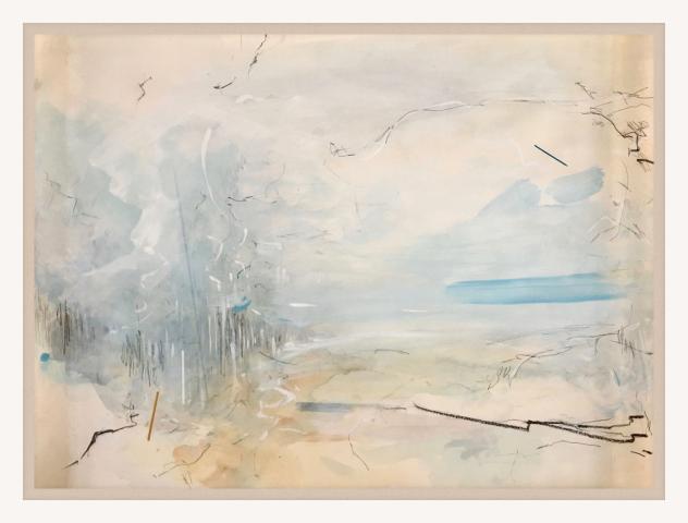 Bob Aldous, Water Archaeology (London Gallery)