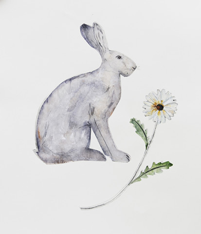 Beatrice Forshall, Hare (Unframed)