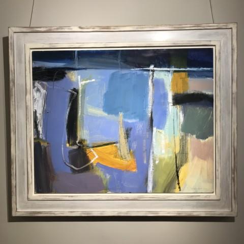 Dafila Scott, Flooded Fen (London Gallery)