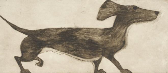 Kate Boxer, Ziggy (Mounted)