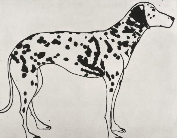 Kate Boxer, Dalmatian (Mounted)