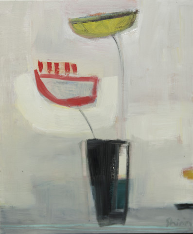 Shirin Tabeshfar Houston, Sunflower (London Gallery)