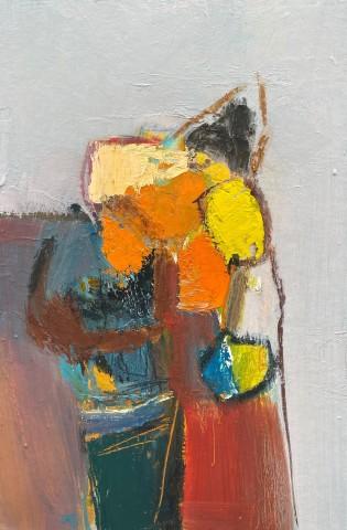 Dafila Scott, Still Life with Lemon (London Gallery)