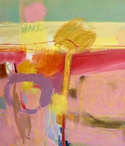 Dafila Scott, Summer Holiday (London Gallery)
