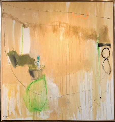 Felice Hodges, Fields of Gold (London Gallery)
