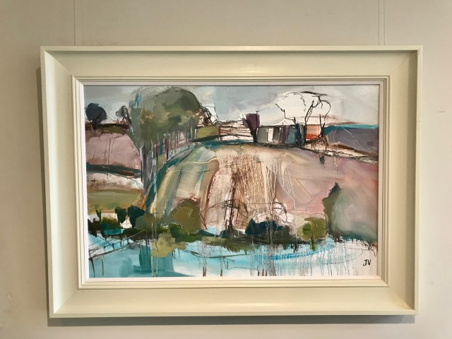 Above the River Otter (Hungerford Gallery)