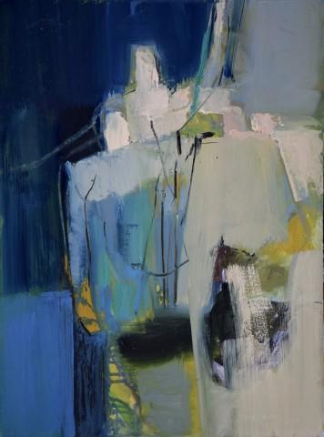 Dafila Scott, Figures at Night