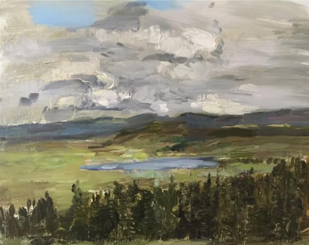 Lochan na Craoibhe Seilech (Hungerford Gallery)